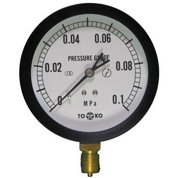 一般圧力計A形Φ75(簡易防滴型)