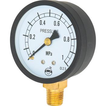 汎用圧力計 R/立形